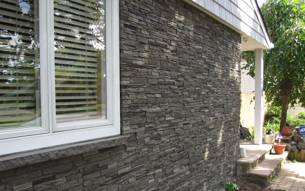 Faux Stone Exterior Siding For A Beautiful Facadebuilddirect Blog Life At Home