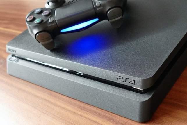 new PS4 model