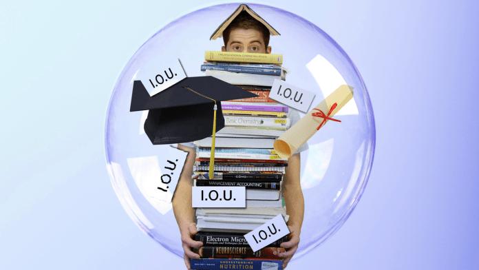 debt ceiling agreement College Debt