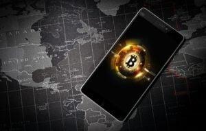 Bitcoin price of