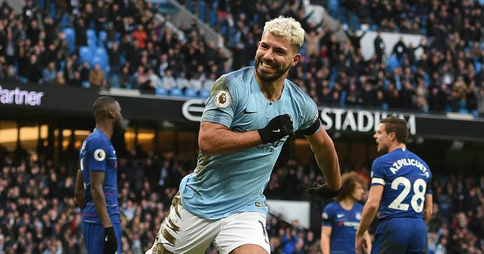 Image result for aguero man city 6-0 chelsea  5-time league winner Souness advises Liverpool's Klopp on only way to beat Man City to title AgueroChelsea