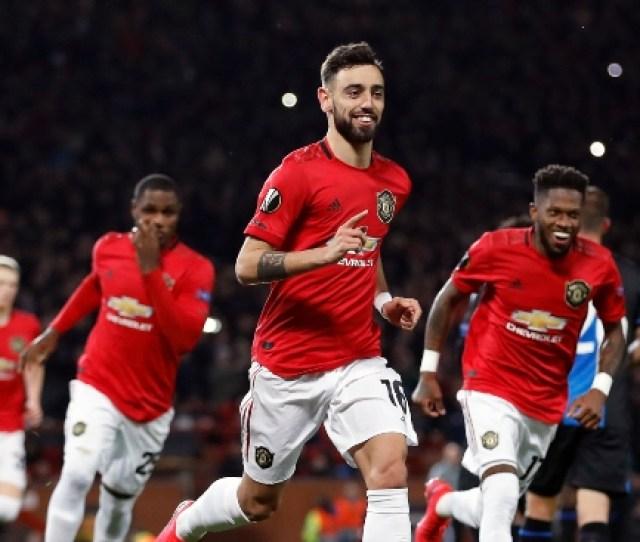 Ex Boss Hails Man Utd Saviour Ive Never Seen A Player Like