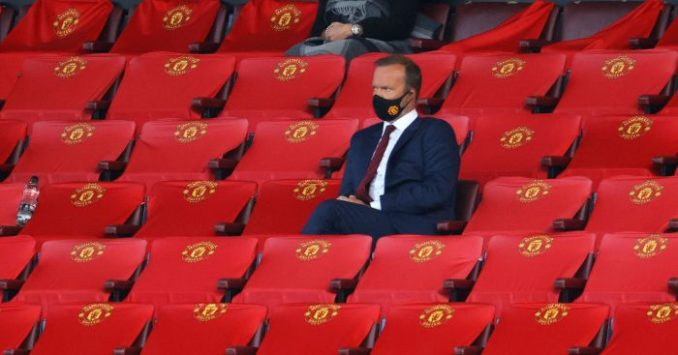 Man Utd legend picks out 'perfect' man to take Woodward 'limelight'