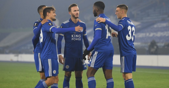 Leicester City 4-0 Braga: Foxes thrash Portuguese side at home