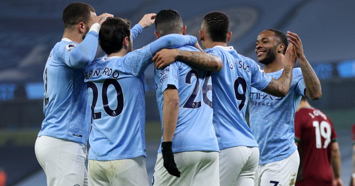 Manchester City vs Man Utd Preview