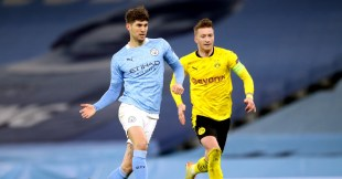 Pep urged Man City not to hold back on the Dortmund return leg