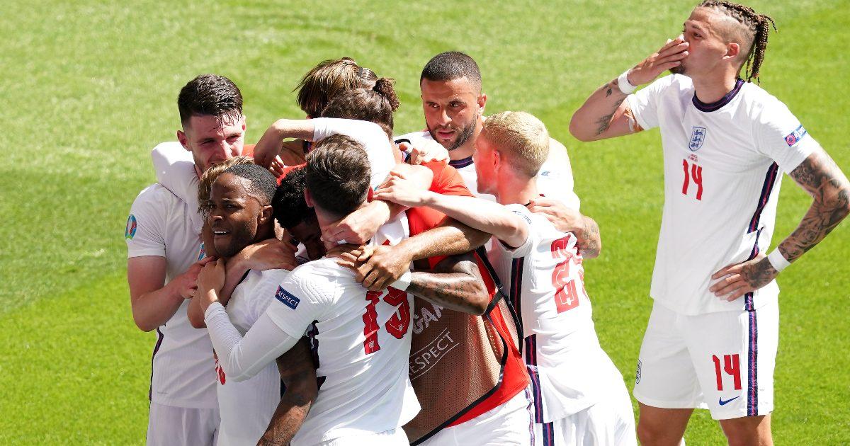 England predicted lineup vs Scotland