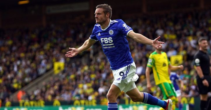 Norwich or not, it is astounding that this man keeps bagging goals | Leicester vs Man City