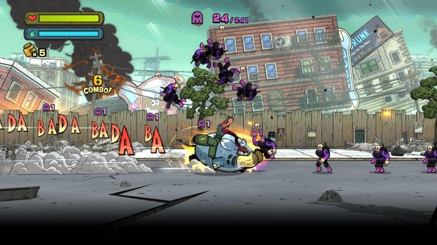 Tembo Screenshot
