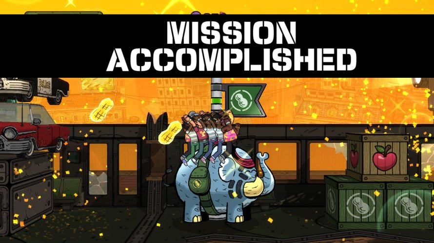 Tembo Mission Completed