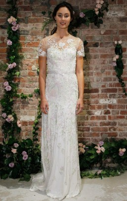 Jenny Packham Fall:Winter 2016 01
