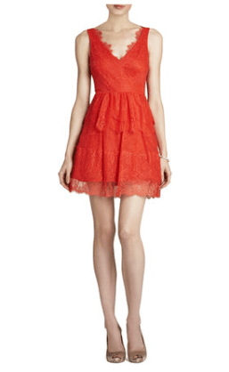 BCBGMaxAzria Will Lace Dress