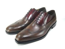 Invest in classic bespoke shoes to take you from the aisle to the office