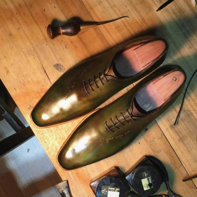 Impress your guests with Ed et Al's finely crafted formal shoes