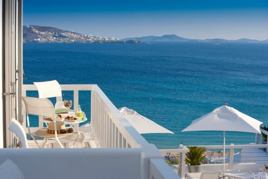 Honeymoon resorts in Greece: Grace Mykonos