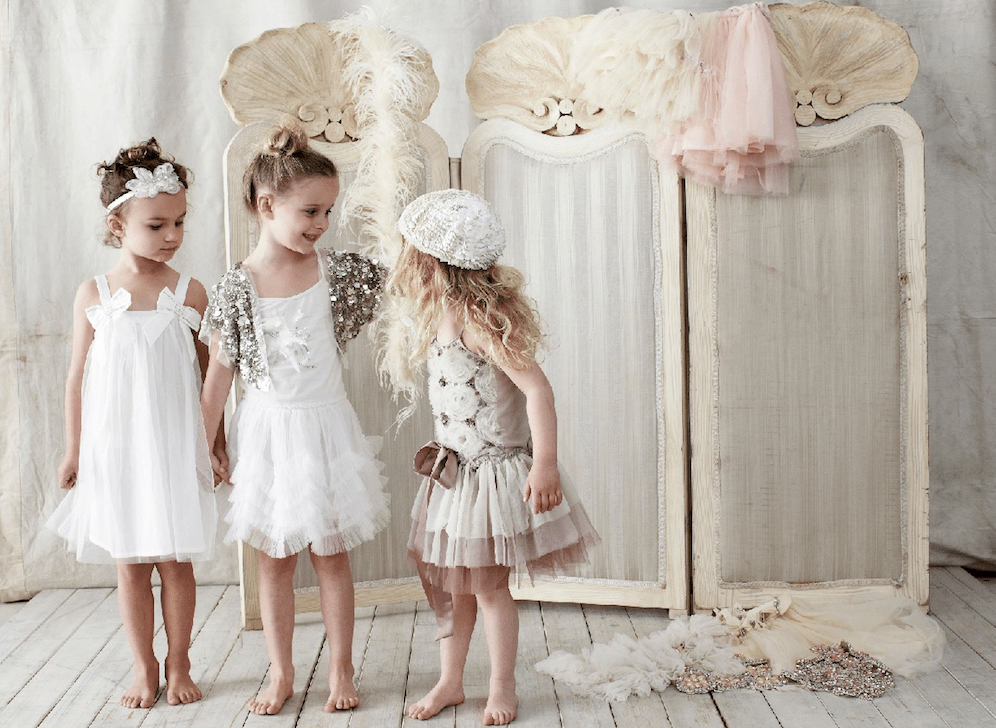 Kids' Clothes In Singapore: Where To Buy Flower Girl