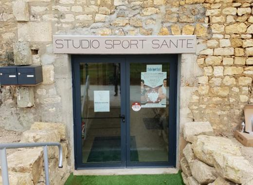 studio sport sante un crowdfunding