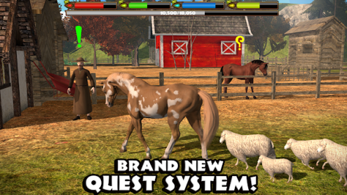 Ultimate Horse Simulator   by Gluten Free Games   Simulation Games         Ultimate Horse Simulator
