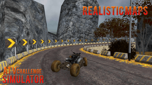 REAL ATV BEACH SIMULATOR 2018 3D   by EREN GAMES   Simulation Games         REAL ATV BEACH SIMULATOR 2018 3D