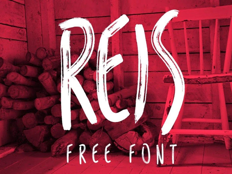 Reis | 10 handwriting fonts | 41studioruby on rails company