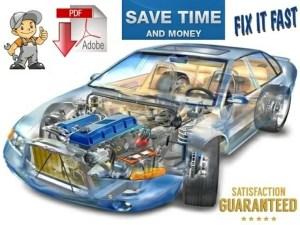 Chevrolet Cruze 2013 Repair Manual | servicemanualspdf