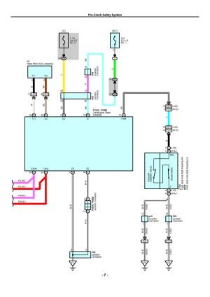 FREE: 2010 Lexus RX350, OEM Electrical Wiring Diagram