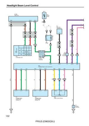 FREE: 2007 Toyota Prius, OEM Electrical Wiring Diagram  OEM Auto Repair Manuals