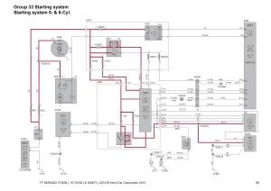 20082014 Volvo V70, XC70, S80, OEM Electrical Wiring