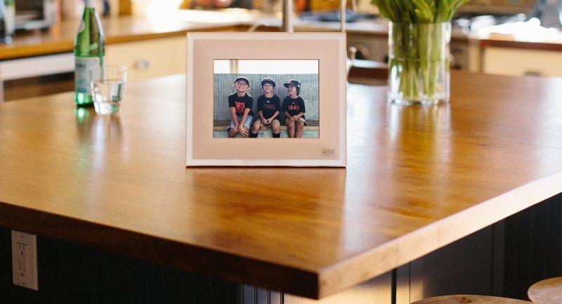 top 10 digital photo frames for 2017