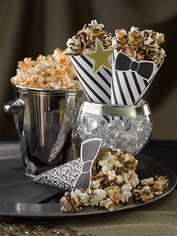 Throw a Popcorn Themed Party