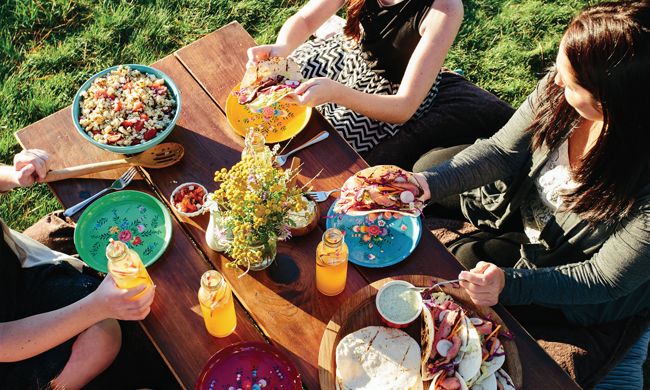 Cool Summertime Kitchen Hacks Free Cooking and BBQ Magazine