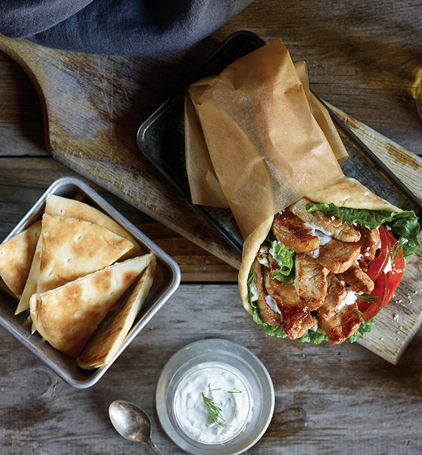 Fresh, Fast, Flavorful Meals for Back-to-School Season