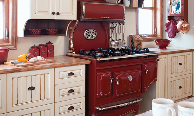 4 Ways to Bring Classic Character to Your Kitchen Free Cooking and BBQ Magazine