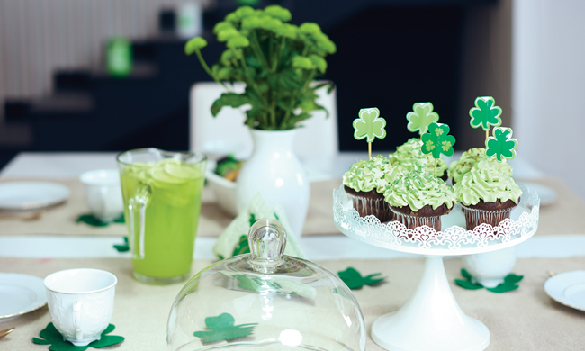 Host a St. Patrick's Day Party with Style Free Cooking and BBQ Magazine