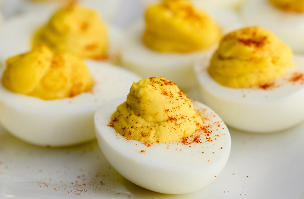 Easy Deviled Eggs