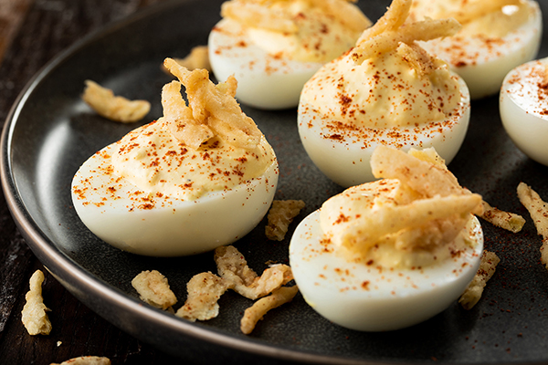 French's Party Deviled Eggs