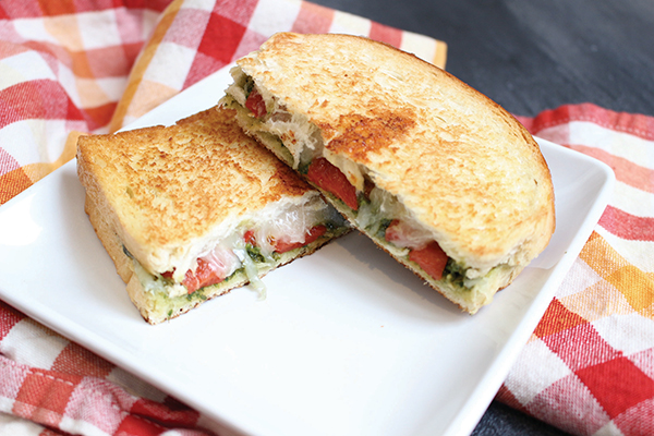 Nutrition packed sandwich