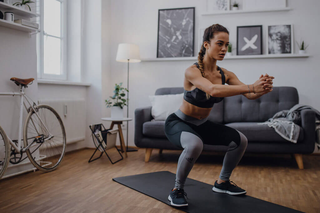 WORKOUT CREATOR: BUILD YOUR OWN HOME WORKOUT