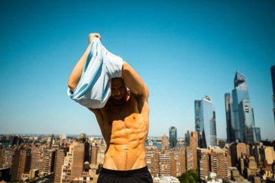 se muscler au poids du corps