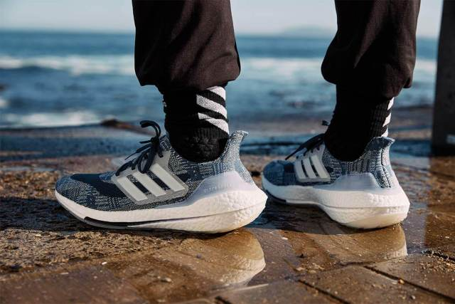 Parley running shoes