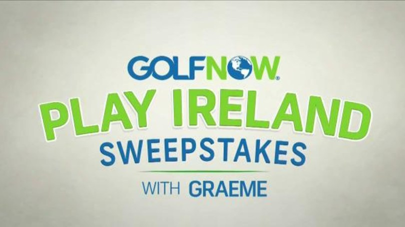 GolfNow Play Ireland Sweepstakes TV Spot   iSpot tv