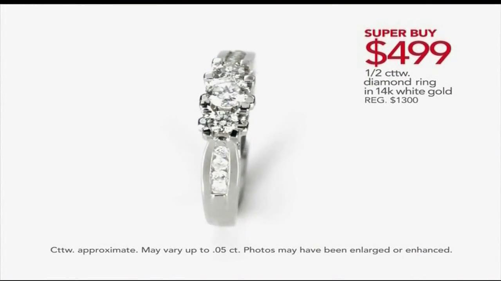 The Jewelry Store At Macys TV Commercial Cat Person