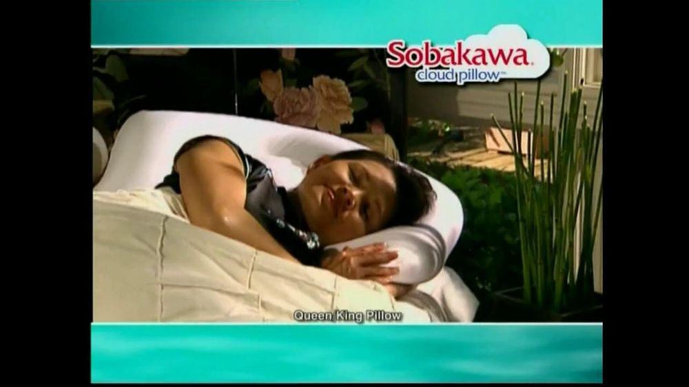 sobakawa pillows tv commercials ispot tv
