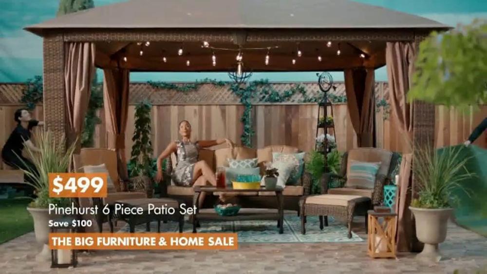 big lots big furniture home sale tv commercial vineyard