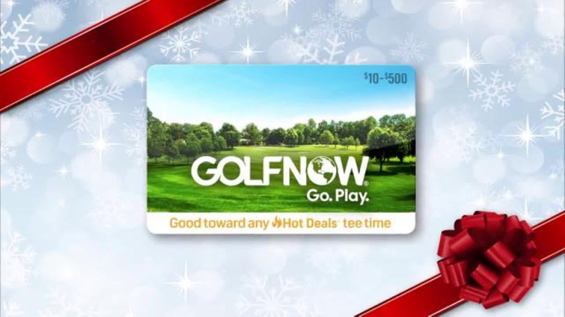 GolfNow com Gift Card TV Commercial   Holiday Gift Idea    iSpot tv