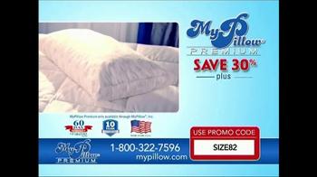 my pillow premium tv commercial testimonials free shipping