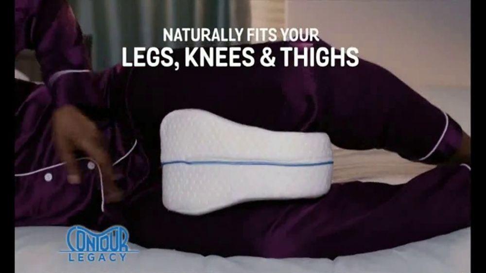 legacy leg pillow tv commercial align your spine