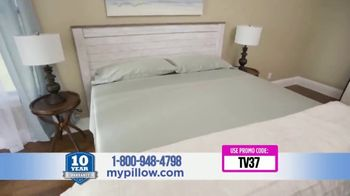 my pillow giza dream sheets tv commercial variety of colors two for one