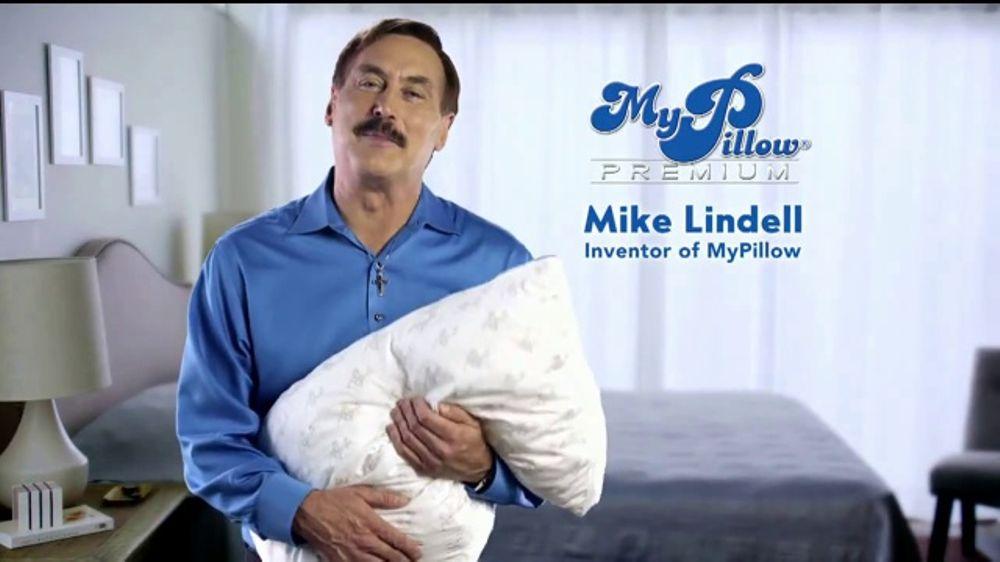 my pillow tv commercial deep sleep 50 off