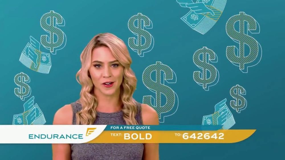 Endurance Direct Vehicle Protection Plan Tv Commercial Total Protection Featuring Katie